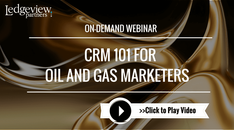 OD CRM 101 for Lubricant Marketers Webinar
