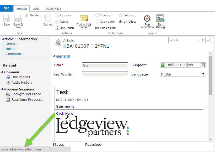 how to delete an application knowledge first