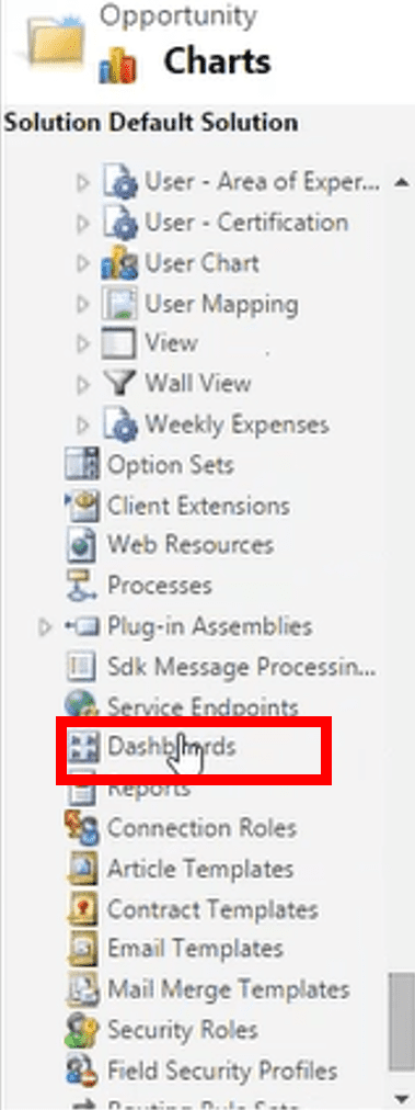 Embed a Website into a Dynamics CRM Dashboard   Ledgeview Partners