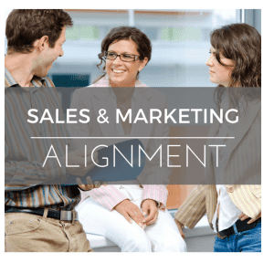 Sales and Marketing Alignment border