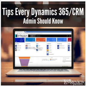 Top Tips Every CRM Admin Should Know - Border