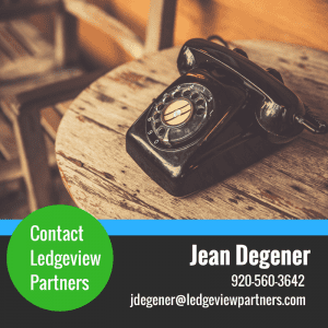 Contact Jean Degener Ledgeview Partners