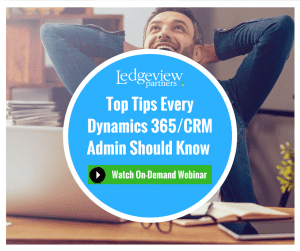 Top Tips Every Dynamics CRM Admin Should Know