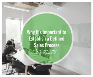 Creating a Sales Process that Will Drive Results