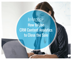 Content Analytics in CRM