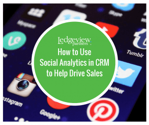 How to Use Social Analytics in CRM to Help Drive Sales