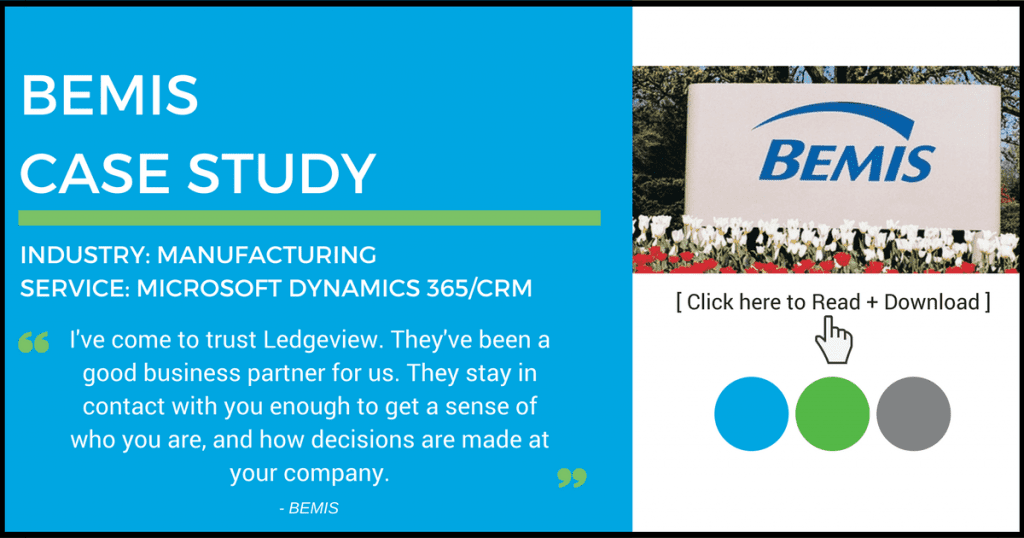 Dynamics Case Study Ledgeview Partners