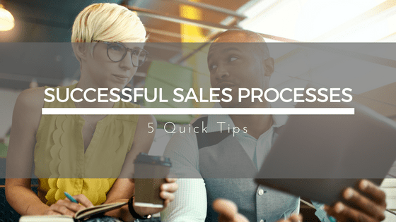 Defining a Successful Sales Process