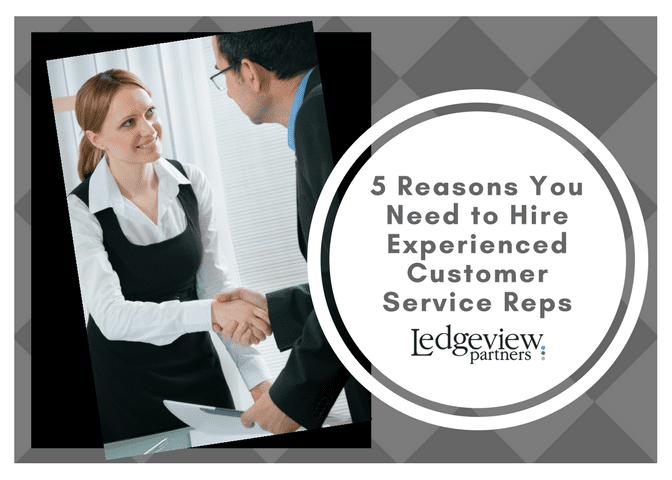 Customer Service Consulting at Ledgeview Partners