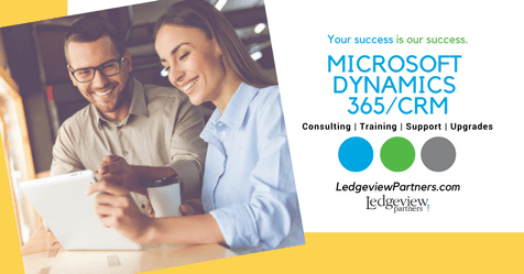 Ledgeview Partners Microsoft Dynamics 365/CRM Consulting Services