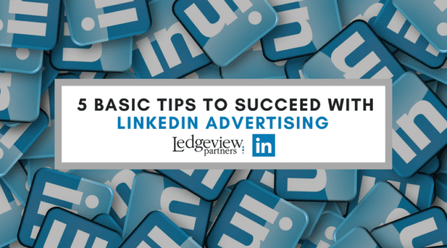 Social Media and Marketing Tips from Ledgeview Partners