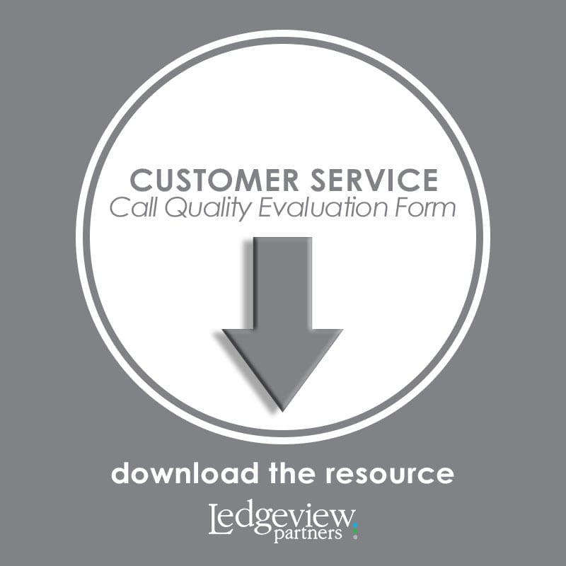 Ledgeview Partners Customer Service Resource
