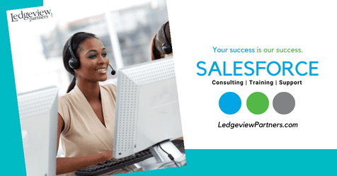 Salesforce Consulting at Ledgeview Partners