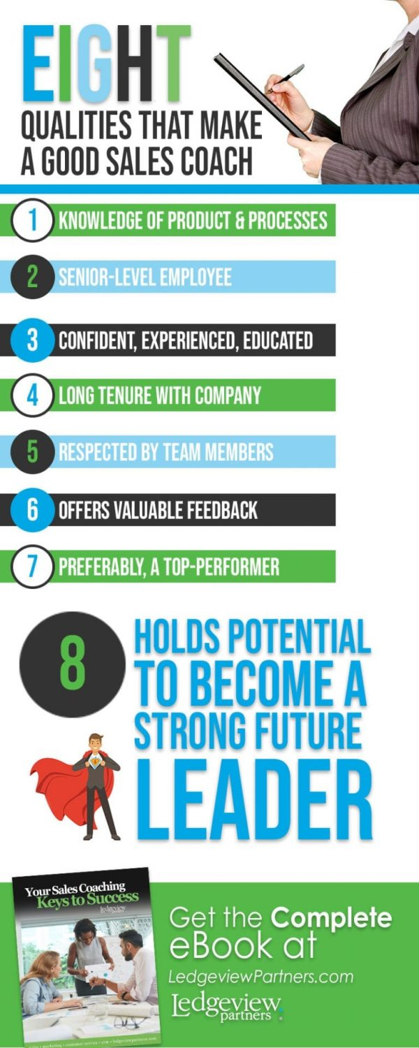 8 Qualities that Make a Good Sales Program Coach