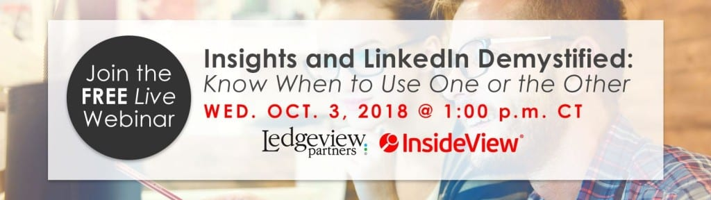 Ledgeview Partners Webinar