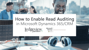 Microsoft Dynamics 365/CRM User Group Tips