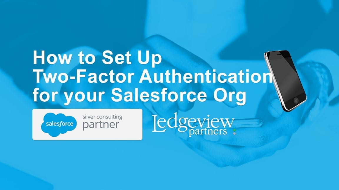 Salesforce and Ledgeview Partners