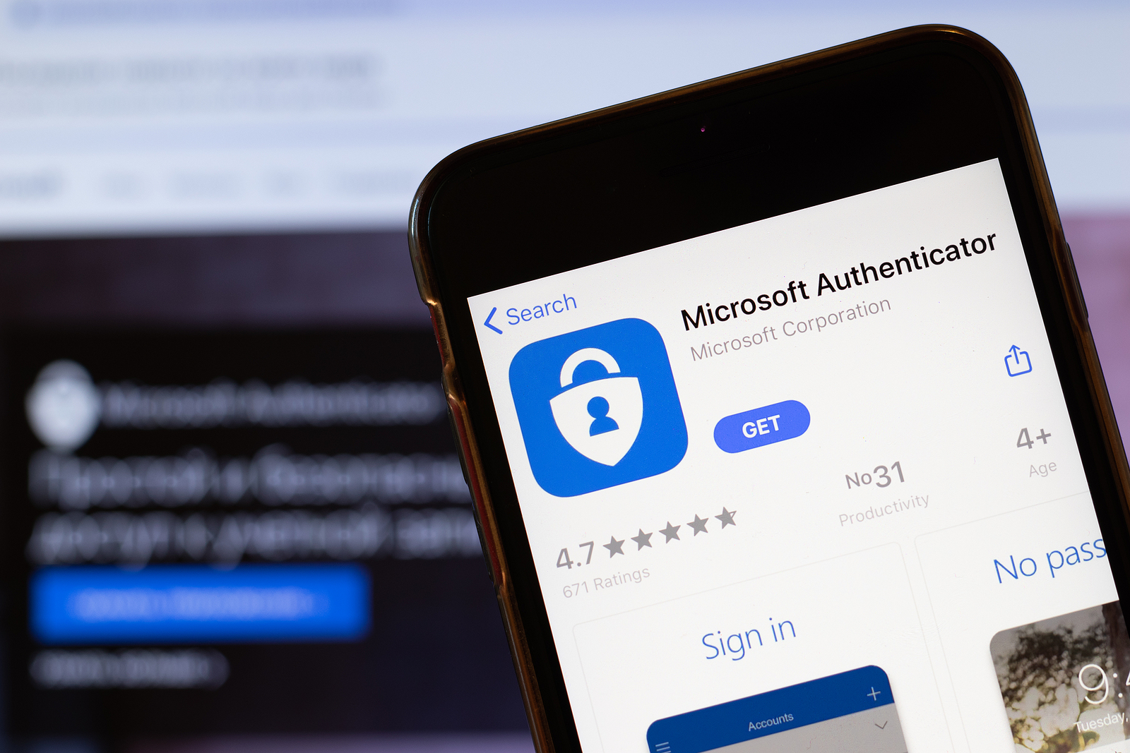 How to Install the Microsoft Authenticator App on Your Phone